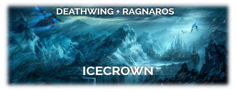 Warmane's Icecrown WotLK 3.3.35a Progressive x7 Realm - Warmane WoW Private Server - Deathwing and Ragnaros